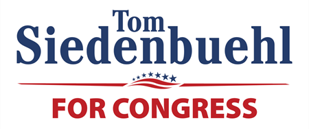 Tom Siedenbuehl for Congress