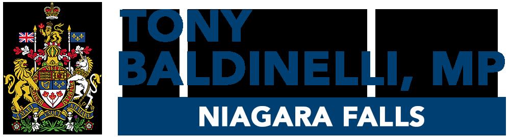 Tony Baldinelli, Member of Parliament for Niagara Falls