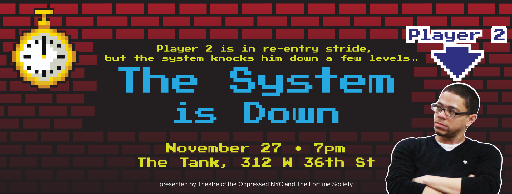 The System Is Down by Fortune Society