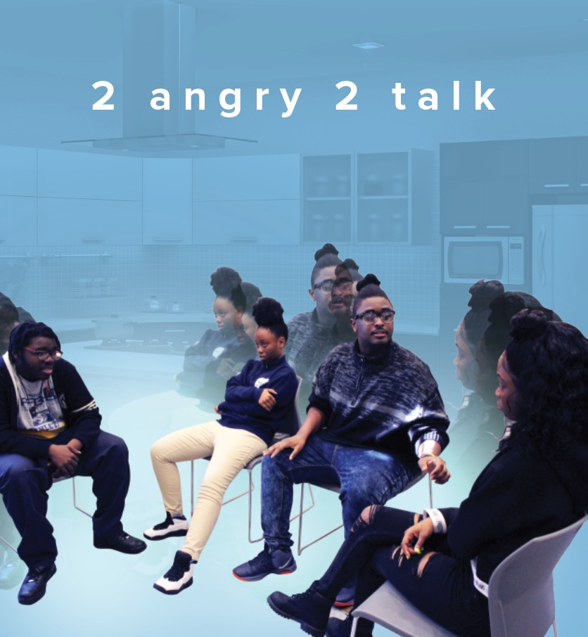 2 angry 2 talk