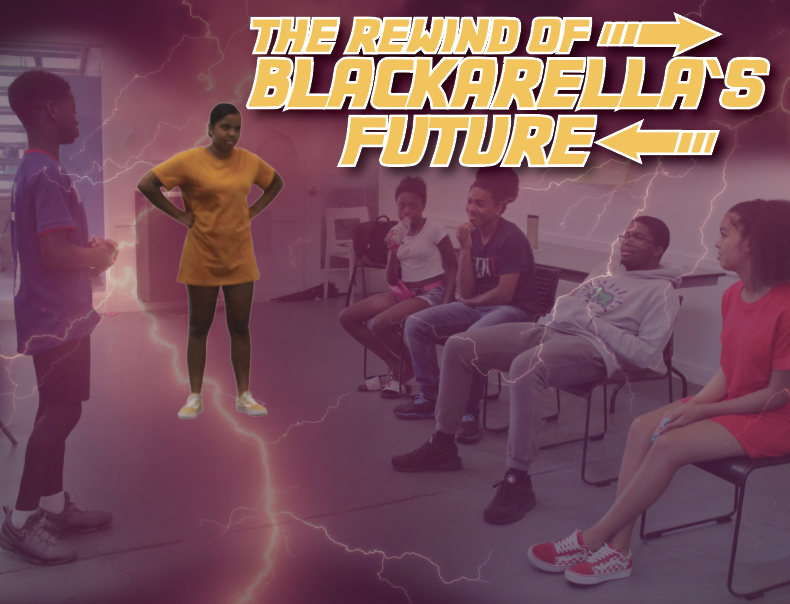 The Rewind of Blackarella's Future