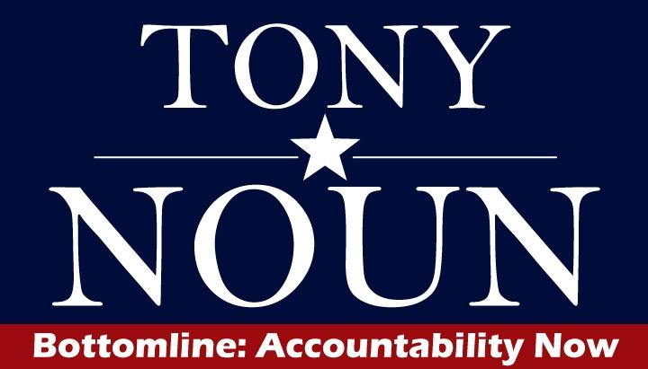 Tony Noun