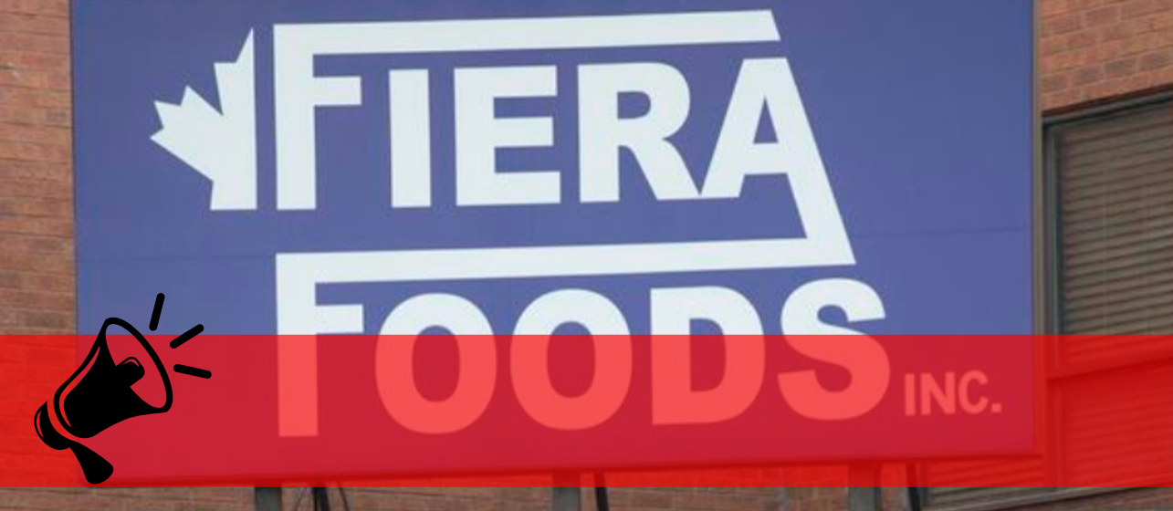 Support Fiera Foods Workers | A fifth worker has died a preventable death while on the job at Fiera Foods industrial bakery. Labour Council is advocating for the health and safety of workers, including temp workers.