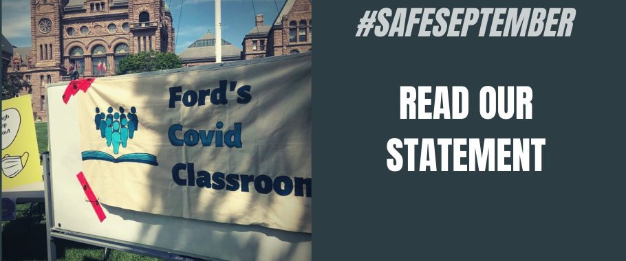 Keep our schools & communities safe