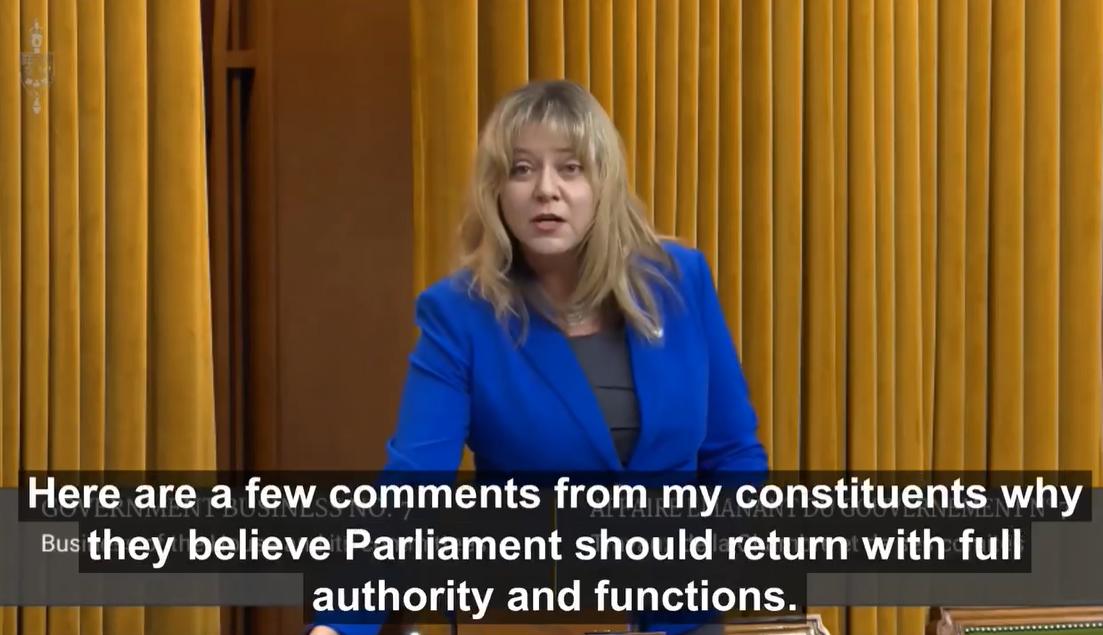 Debating the future of Parliament