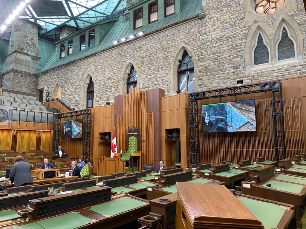 MP Report: Parliament Matters