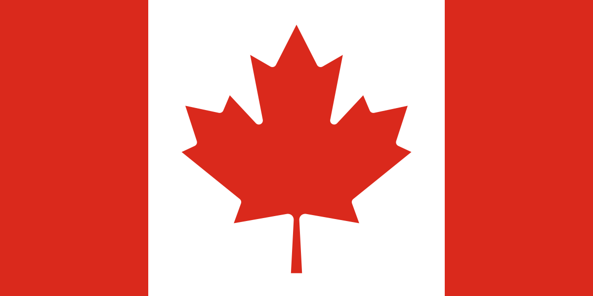 Canadian Flag Sets for Canada Day