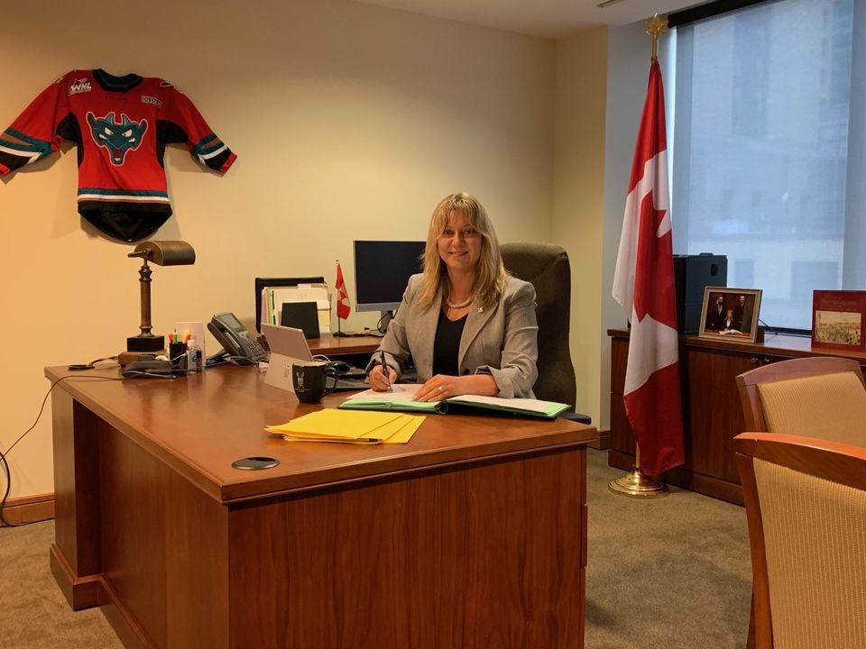 Meetings in Ottawa this week