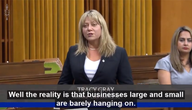 A disappointing Throne Speech for small business owners