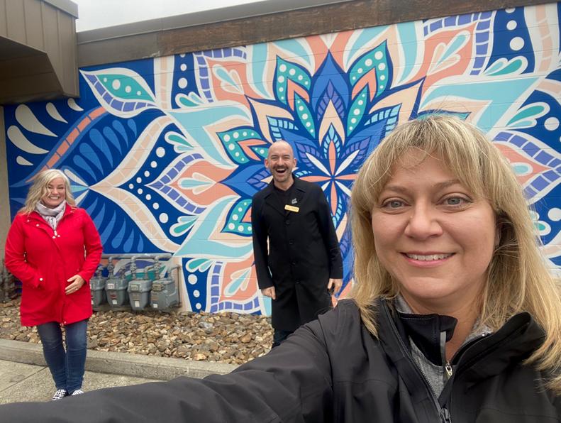 Uptown Rutland Mural Tour