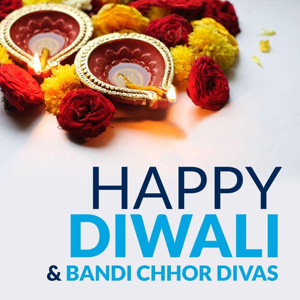 Happy Diwali and Bandi Chhor Divas