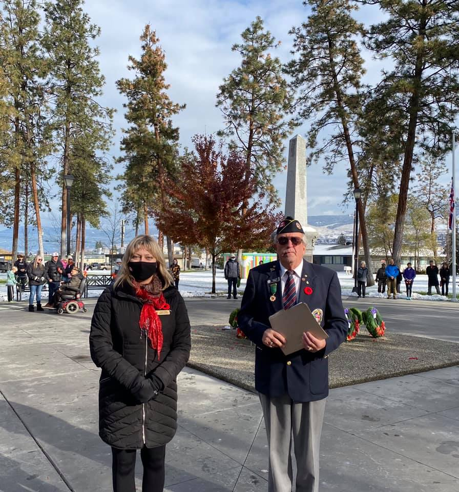 Kelowna-Lake Country Remembers