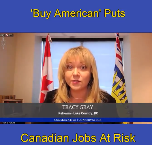 'Buy American' puts Canadian Jobs at risk