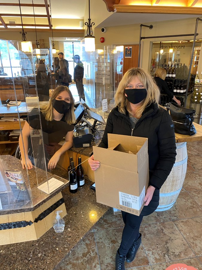 Small Business Spotlight: Gray Monk Winery