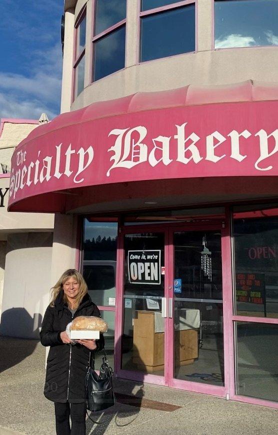 Small Business Spotlight: Specialty Bakery & Bistro