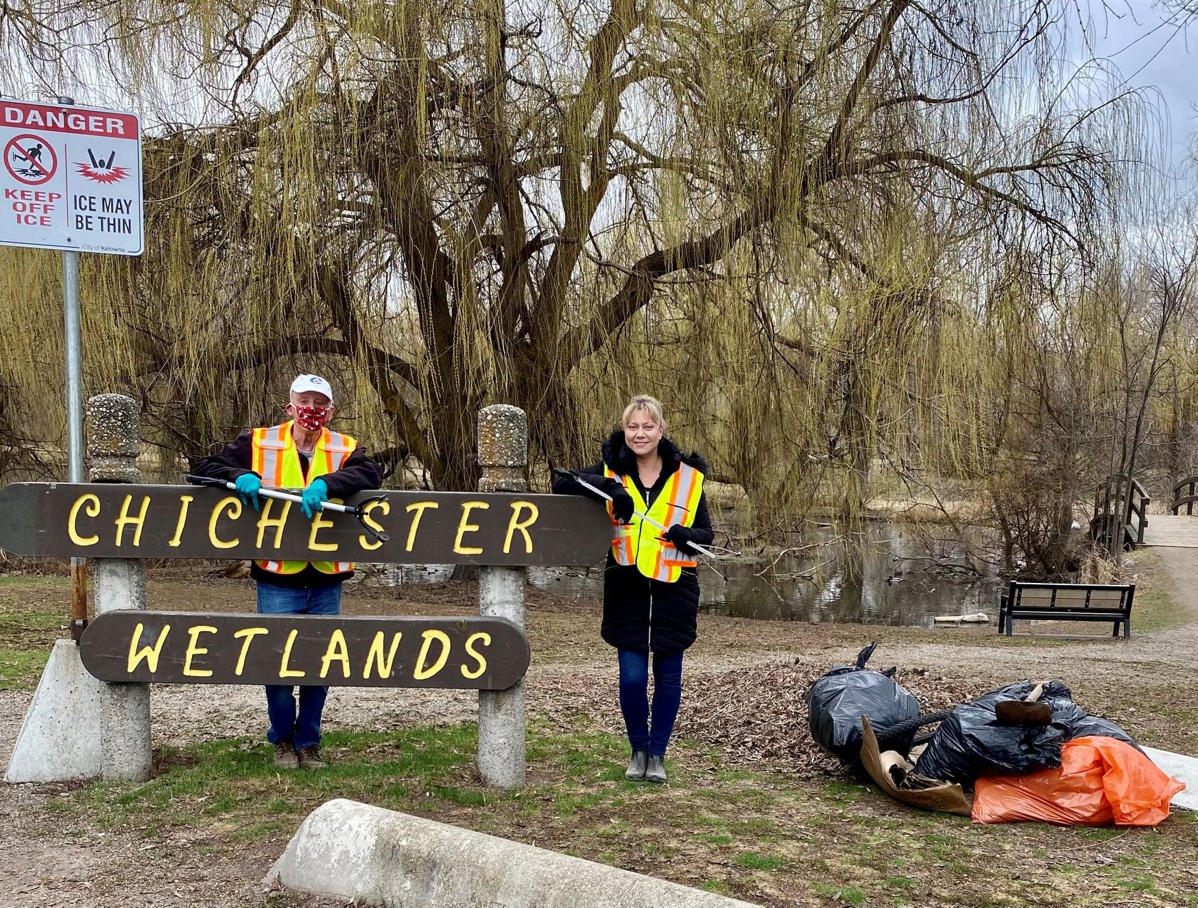 Rutland community spring clean up