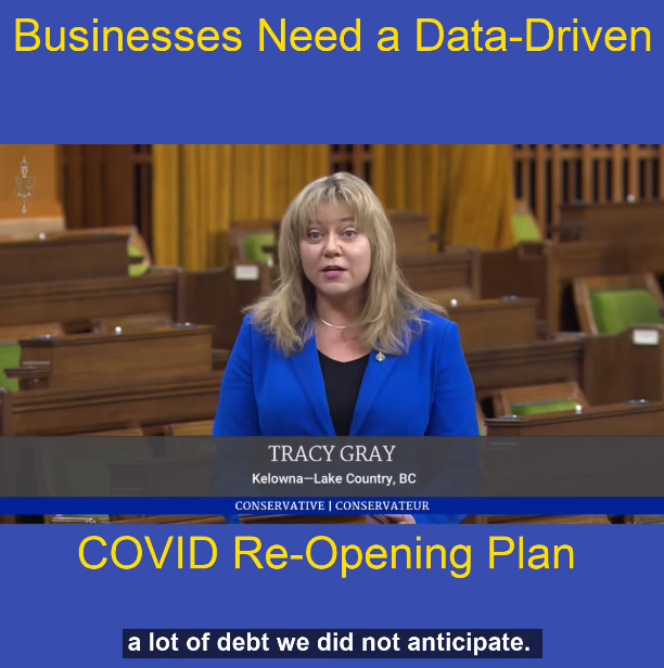 Our entrepreneurs need a data driven reopening plan