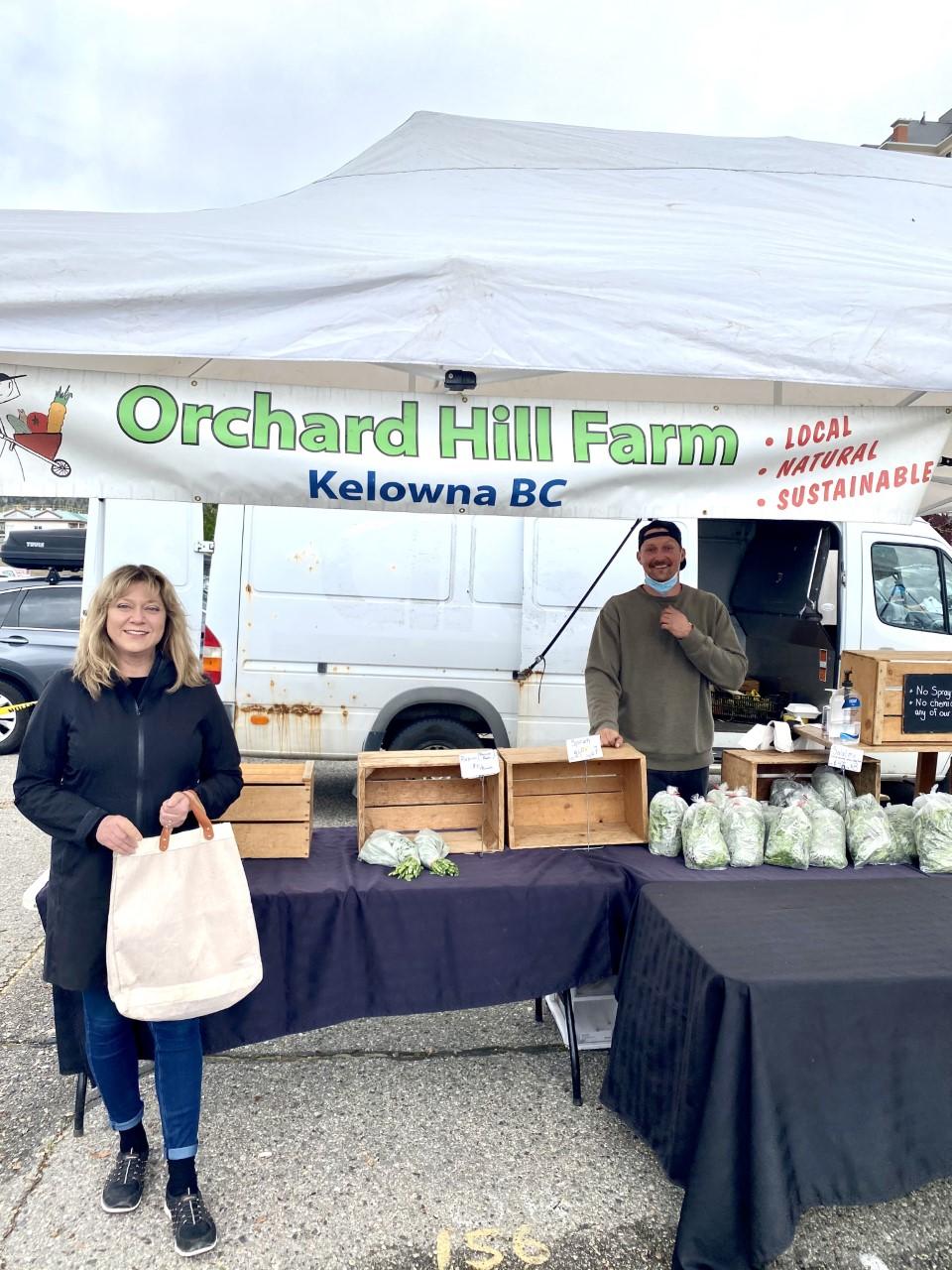 Small Business Spotlight: Orchard Hill Farm