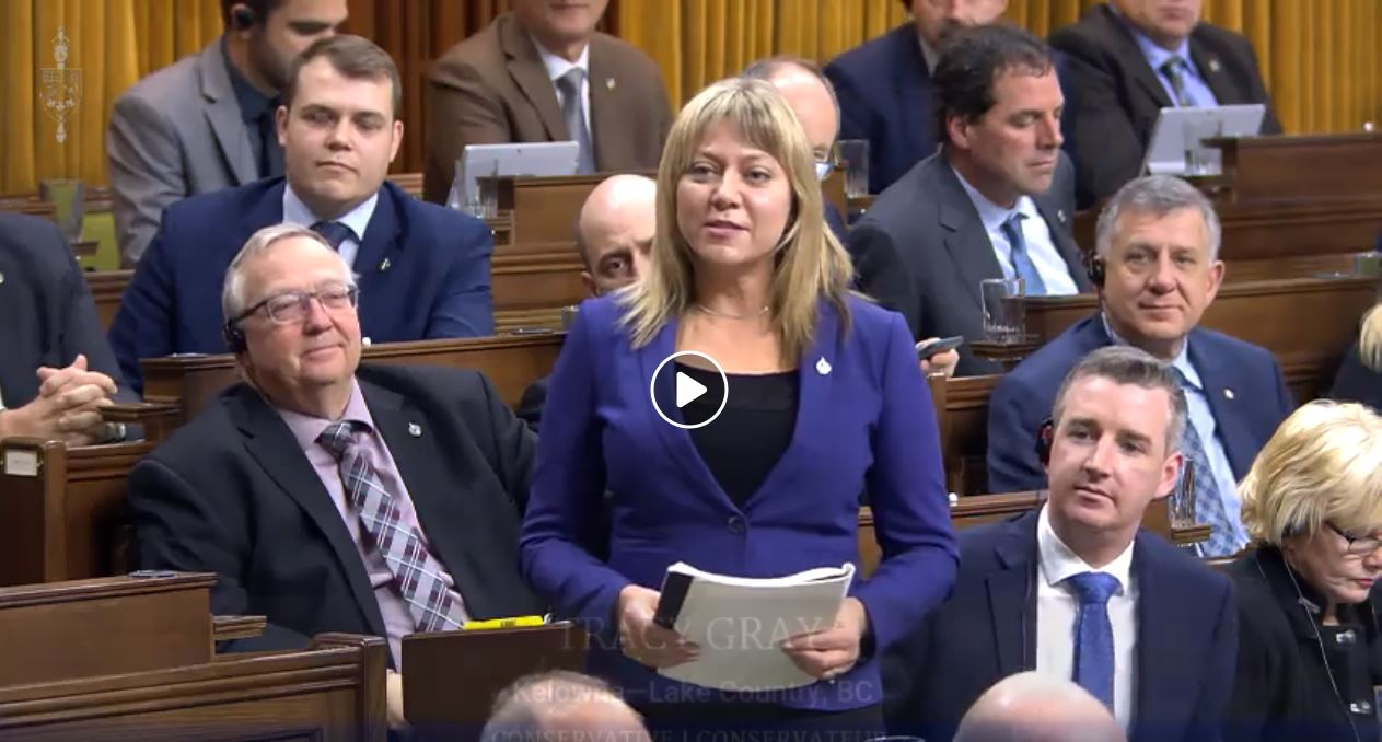 First question in the House of Commons