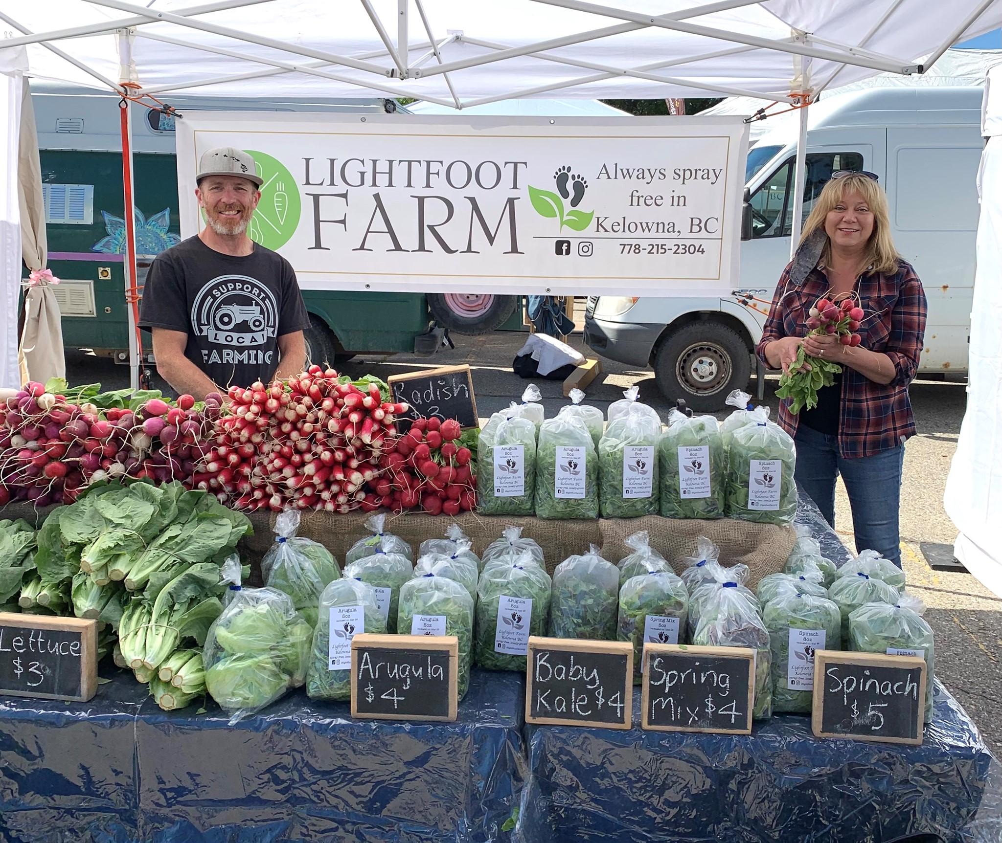 Small Business Spotlight: Lightfoot Farm