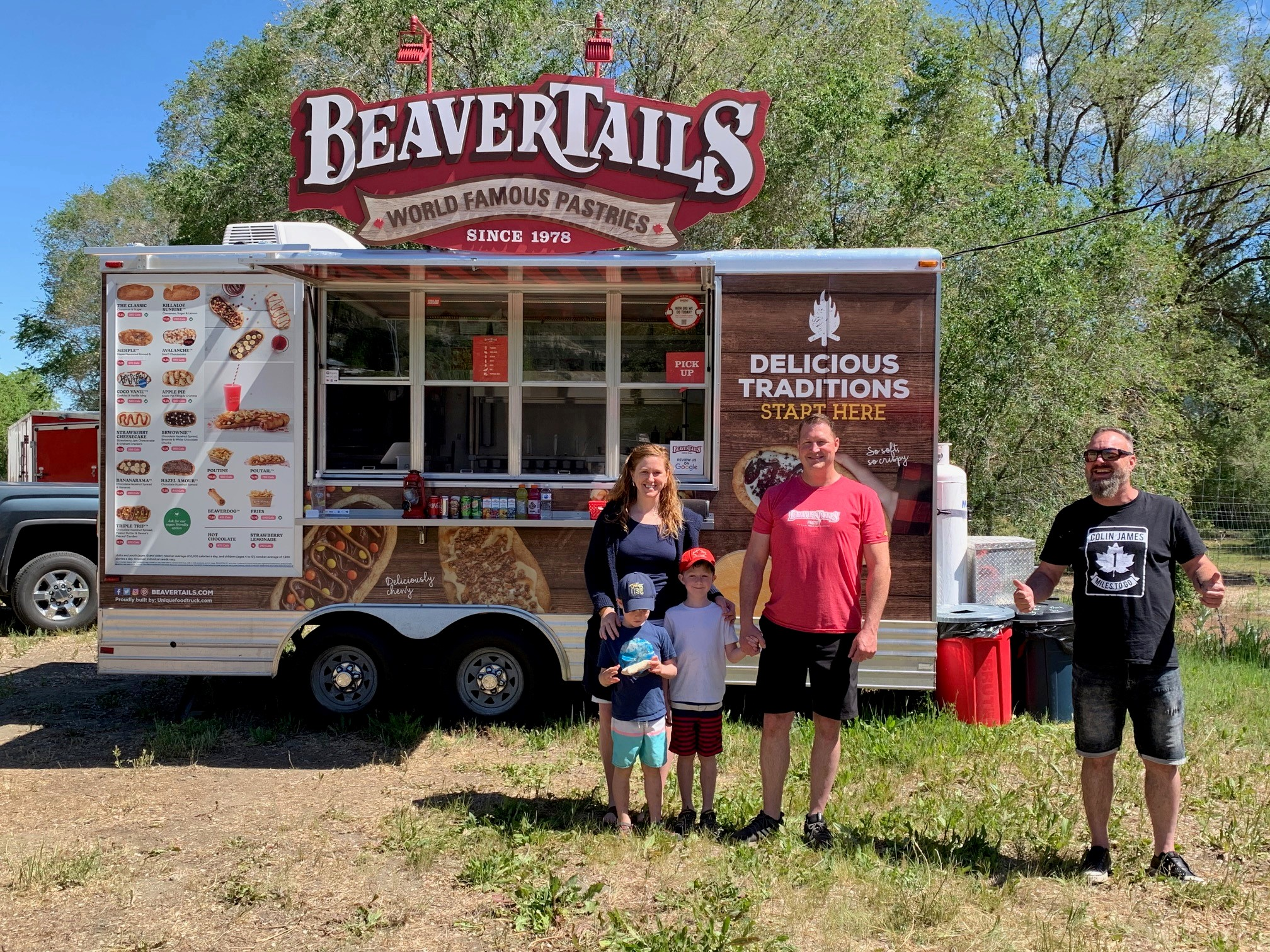 Small Business Spotlight: Beavertails Mobile Kelowna