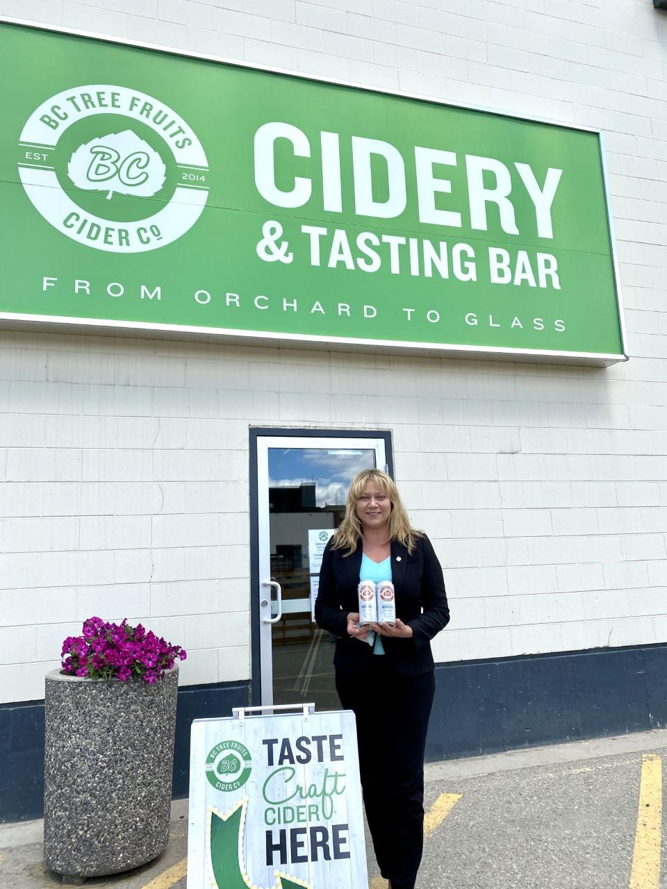 It's BC Cider Week!