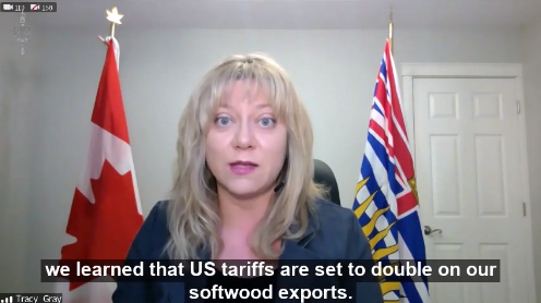 The Liberals are mismanaging our trade relationship with the US