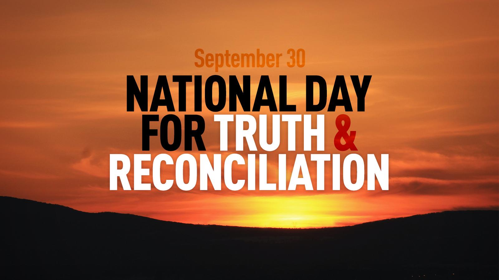 Ki-Low-Na Friendship Society National Truth and Reconciliation Day Ceremony