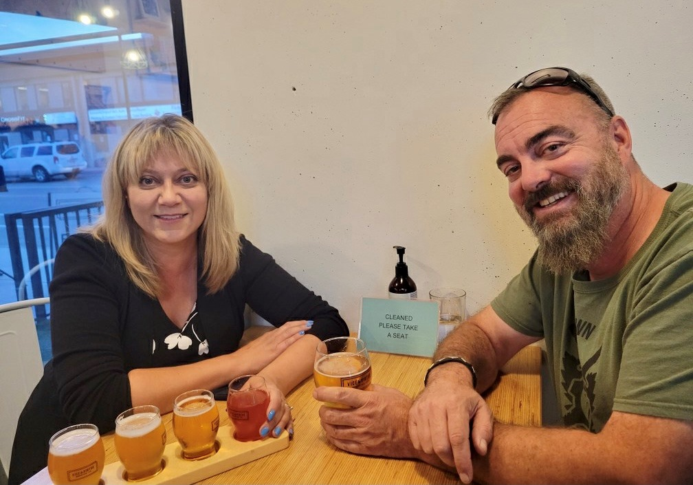 Celebrating Canadian Beer Day at Vice & Virtue Brewing