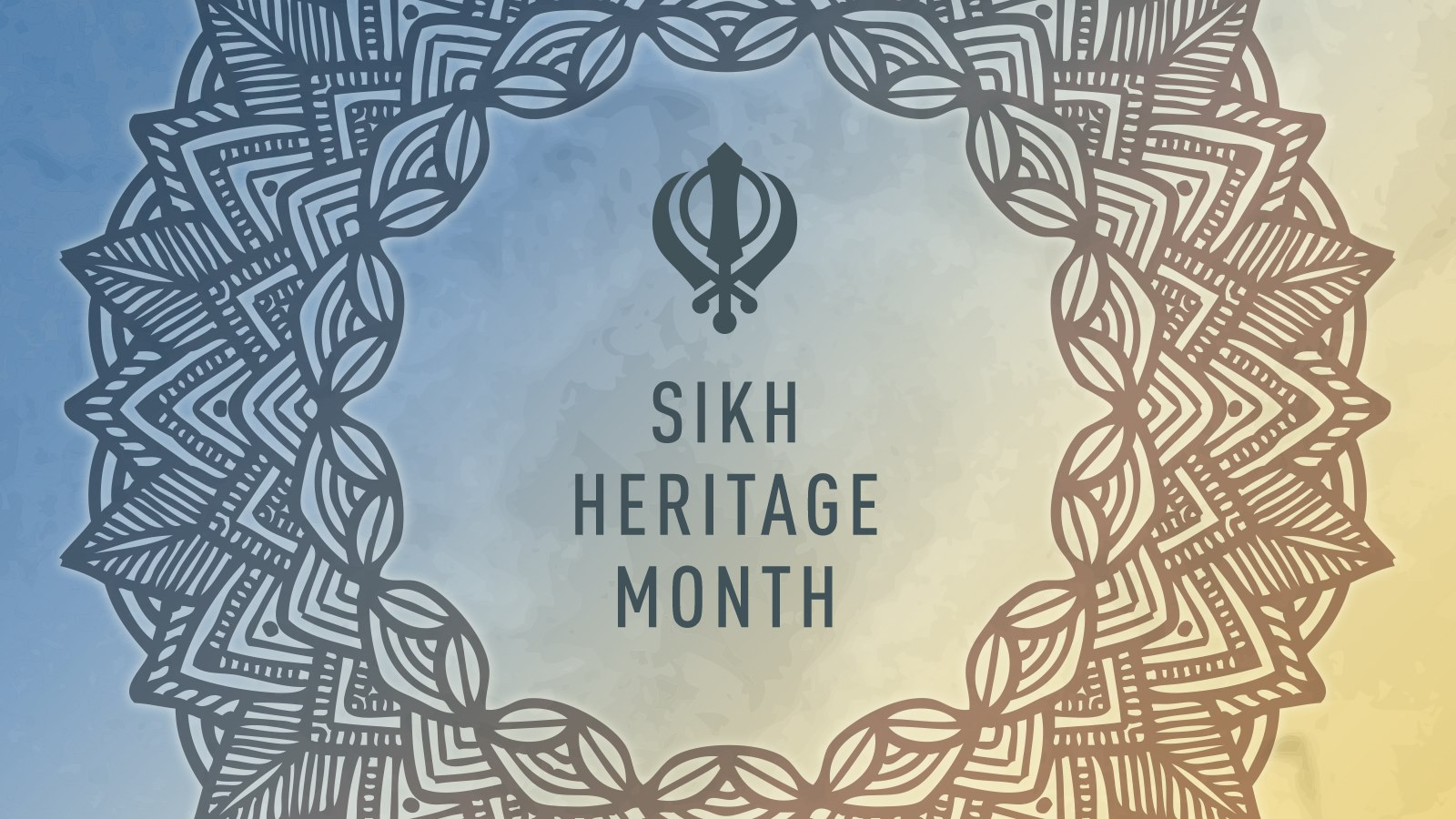 Recognizing Sikh Heritage Month