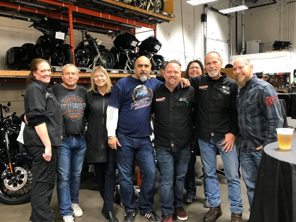 Gasoline Alley Harley-Davidson Customer Appreciation