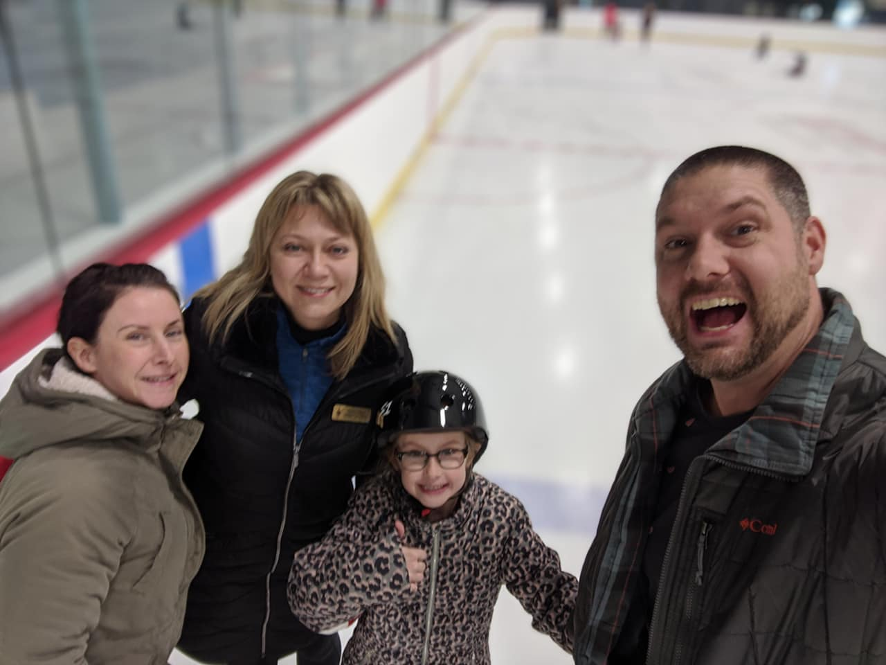 MP Gray's 1st Annual Community Skate