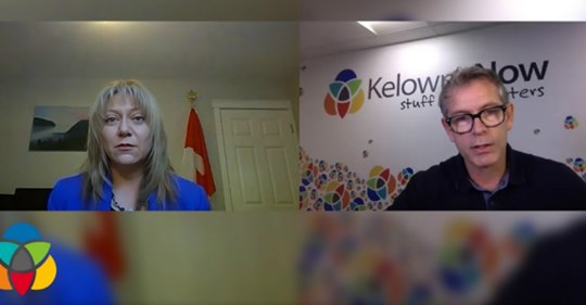 Interview with Kent Molgat (Kelowna Now)