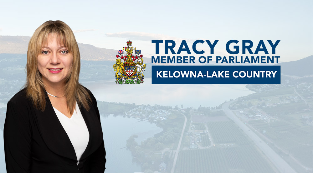 Tracy Gray Appointed Shadow Minister for Interprovincial Trade