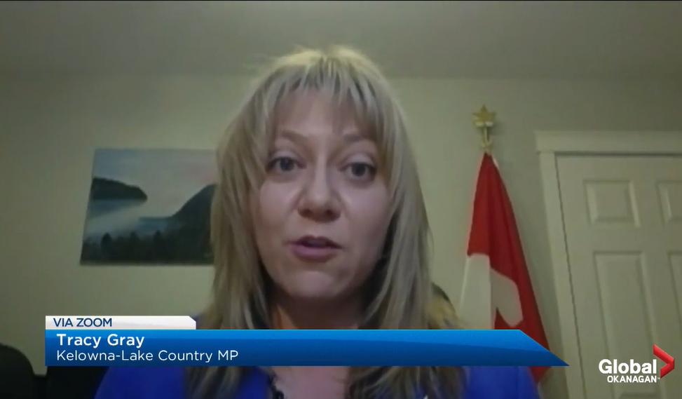 Interview with Doris Maria Bregolisse (Global Okanagan)
