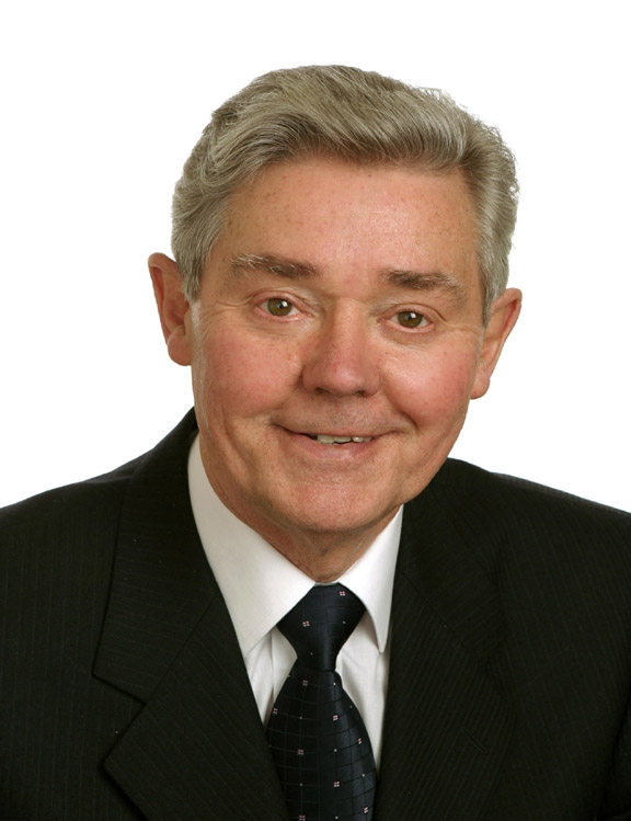 Cllr Ray Bowker MBE