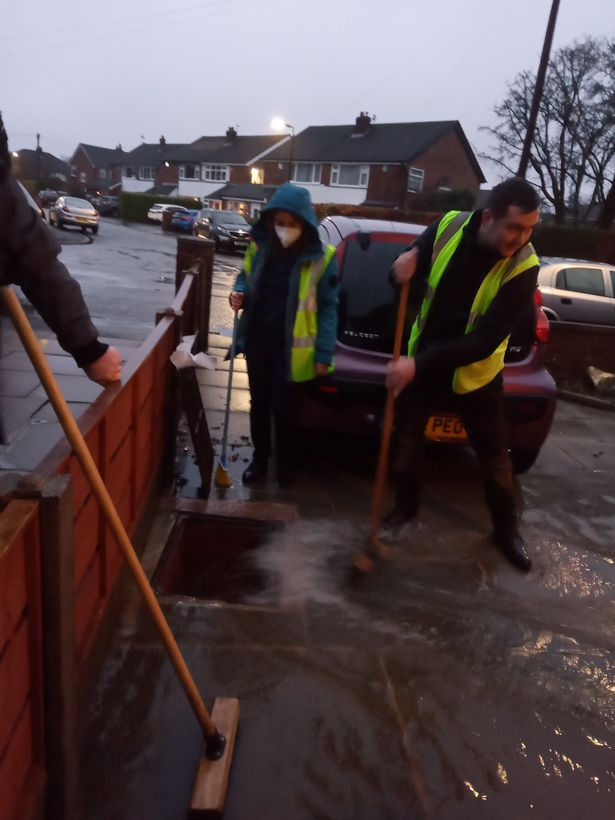 Lib Dems step in as Trafford Council, Amey and even the emergency services fail flooded families
