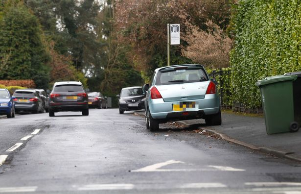 Acacia Avenue and Stamford Park Road: Can you cross during the school run?