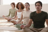 men_yoga class, tranquility mind and body day spa