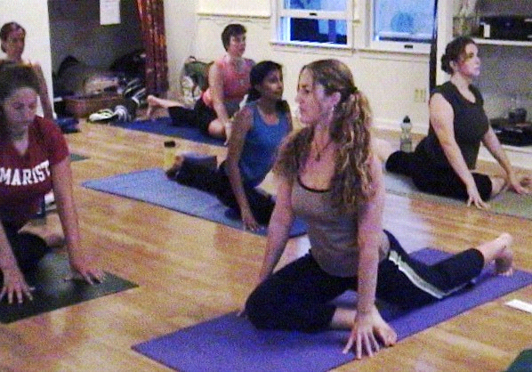 Susan Mercer, Hatha Yoga Teacher