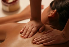 Therapeutic Deep Tissue Massage at Tranquility Day Spa