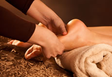 Reflexology Services at Tranquility Day Spa
