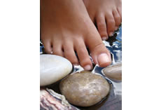 Tranquility Stone Manicure & Pedicure Treatment at Tranquility Day Spa