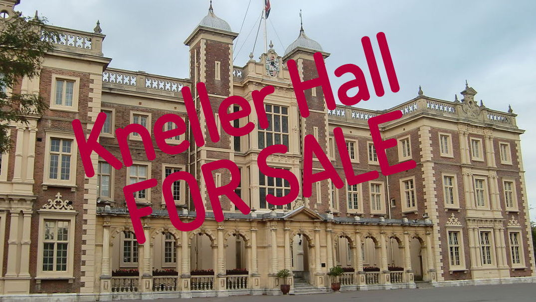 Save Kneller Hall