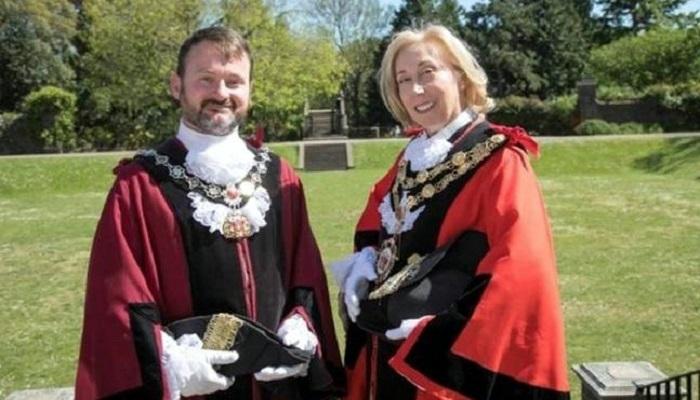 Mayor & Deputy Mayor of Richmond