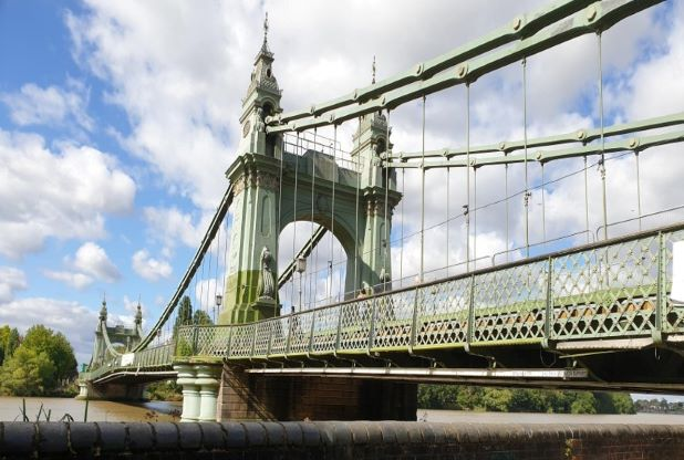 Government must FUND Hammersmith Bridge repairs