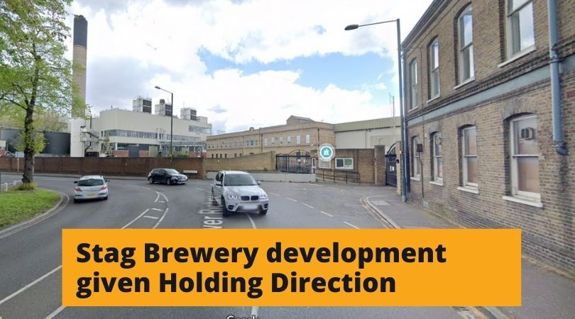 Stag Brewery update: Government puts pause on Sadiq Khan plan