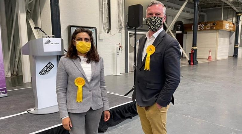 Petra Fleming wins Hampton Wick by-election for the Lib Dems