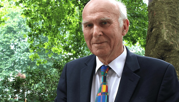 Sir Vince Cable, former MP for Twickenham