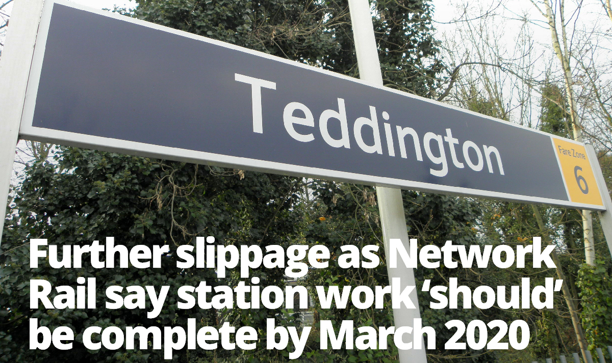 Vince Cable Pushes Government for Answers on Teddington Station Works